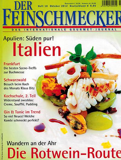 Der Feinschmecker 11-2012